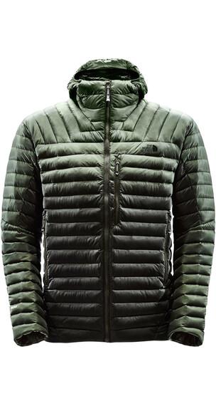 The North Face M's Summit Series L3 Jacket Rosing Green-Climbing Ivy Green Print